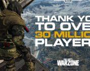 Call of Duty: Warzonealcanza los 30 millones de jugadores