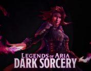 Legends of Aria lanza a final de mes su DLC Dark Sorcery a 19,99€