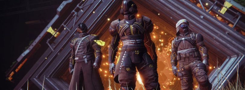 Ya está disponible Destiny 2: Temporada de los Dignos