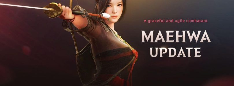 La clase Maehwa ya está disponible en Black Desert para Xbox One y PlayStation 4