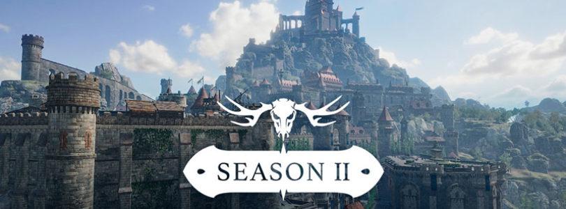 Conqueror's Blade anuncia el lanzamiento de la Ciudad de Conquistadores