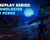 Population Zero nuevo gameplay explicando los árboles de tecnología y Perks