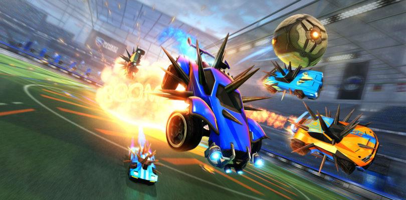 ¡Vuelve Spike Rush a Rocket League!