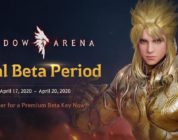 La Beta final de Shadow Arena estará disponible el 17 de abril