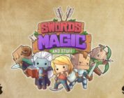 Swords 'n Magic and Stuff es un nuevo y simpático RPG cooperativo en mundo abierto