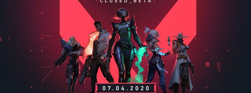 Apúntate a la beta de Valorant que dará comienzo este próximo día 7 de abril