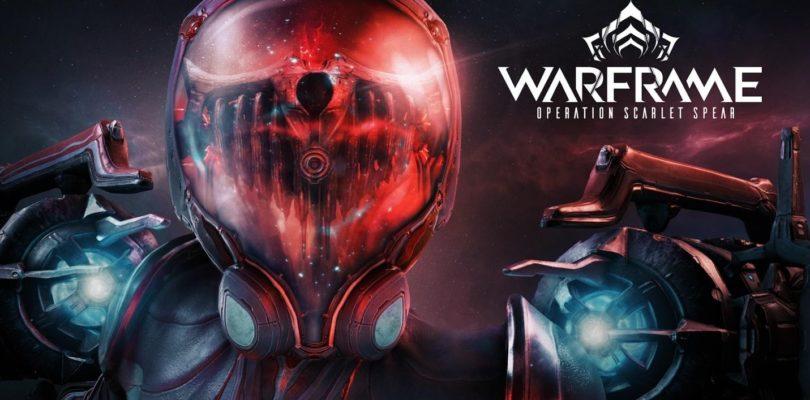 Warframe lanza la Operación: Lanza Escarlata para los jugadores de PC