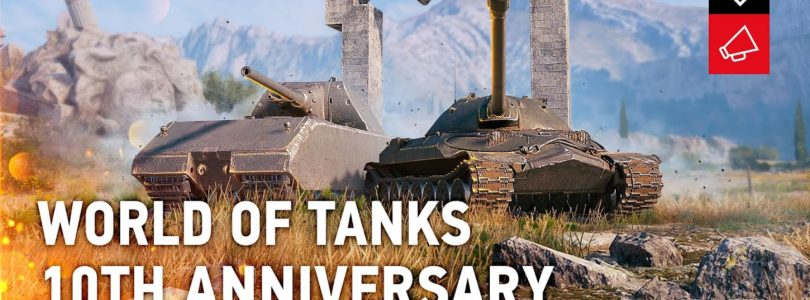 World of Tanks celebra su décimo aniversario