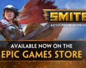 SMITE, el campo de batalla de los dioses, llega a Epic Games Store