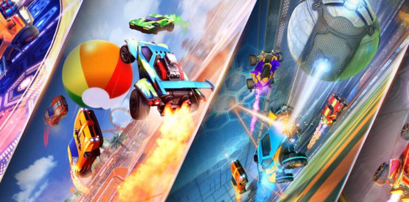 Rocket League detalla sus eventos de mayo