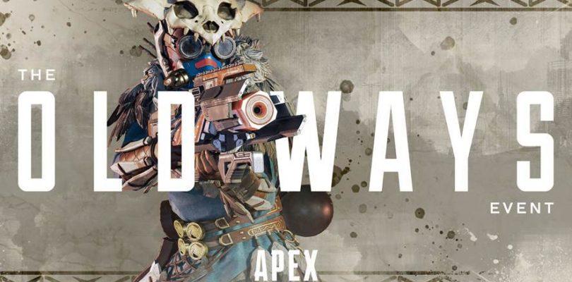 Viejas Costumbres ya está disponible en Apex Legends, nuevo tráiler y modo Dúos permanente