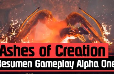 Ashes of Creation – Resumen gameplay Alpha One