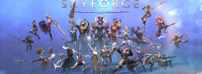 Ya disponible el evento del 5º aniversario de Skyforge V en PC, PS4 y Xbox One