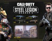 Call of Duty: Mobile anuncia la Season 5: Steel Legion