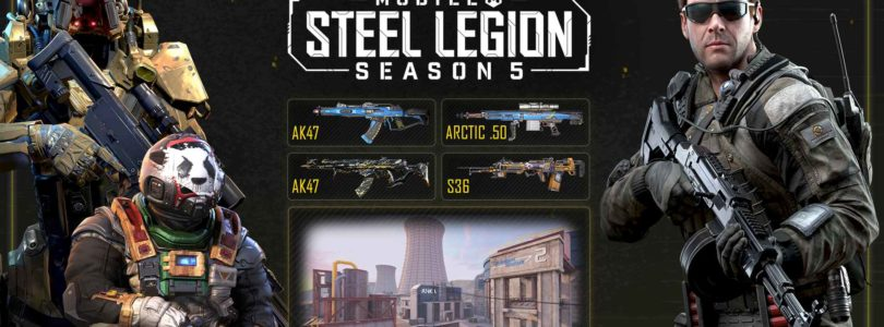 Call of Duty: Mobile anuncia la Season 5: Steel Legion