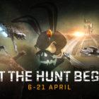 Ya está disponible el evento The Hunt de EVE Online