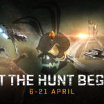 Ya está disponible el evento The Hunt de EVE Online