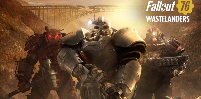 Bethesda comparte un avance del futuro de Fallout 76, con mascotas, aliados, mejoras al C.A.M.P, y mucho más…