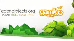 Gamigo y Eden Reforestation Projects plantarán árboles durante un mes