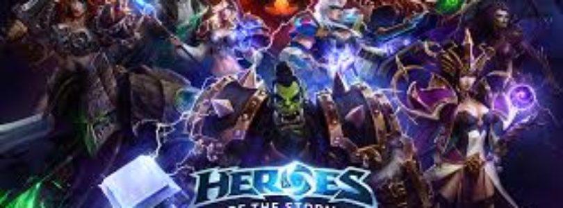 Ya disponible: evento del Nexo Oscuro de Heroes of the Storm, monturas y aspectos nuevos, y mucho más