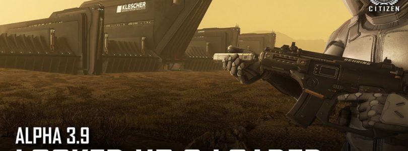 Star Citizen lanza la versión 3.9 «Locked Up & Loaded» con nuevos sistemas, zonas, naves y más