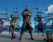 Llega Ships of Fortune a Sea of thieves, con el sistema de emisarios, más PvP y gatos