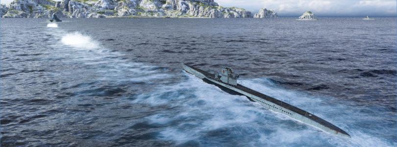 World of Warships añade batallas con submarinos por tiempo limitado