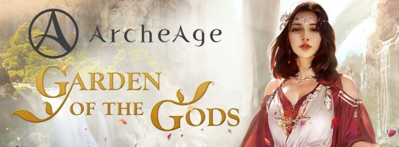 Ya está disponible ArcheAge: Garden of the Gods