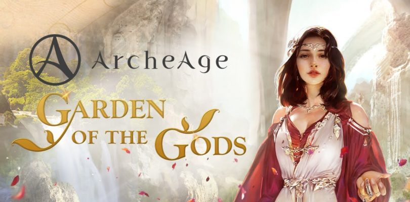 Garden of the Gods, la próxima expansión de ArcheAge y ArcheAge: Unchained, ya tiene fecha