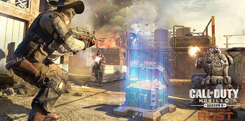 Ya disponible la temporada 6 de Call of Duty Mobile