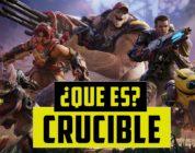 Crucible – Nuevo Hero-Shooter gratuito en Steam y en español