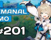 El Semanal MMO 201 – Genshin Impact Beta Final – Project TL – GTA V Gratis