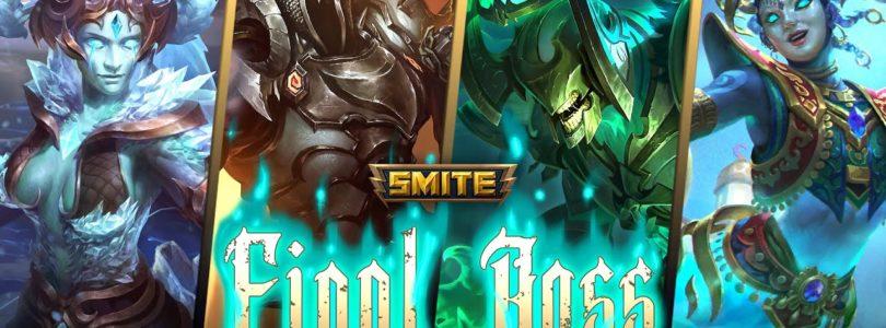 SMITE estrena contenido con el nuevo pase de batalla Jefe Final