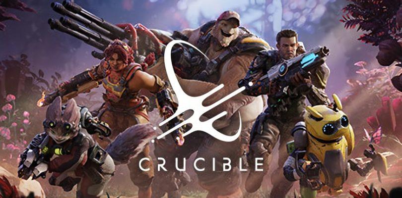 Crucible – Amazon nos presenta a los protagonistas de su nuevo juego