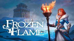 La beta cerrada de Frozen Flame, nuevo survival Action RPG , empezara el 15 de septiembre