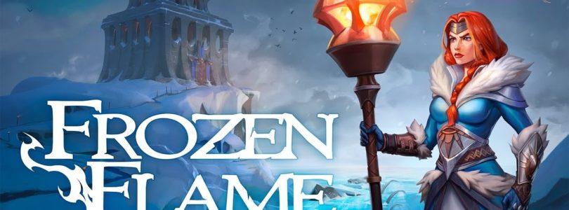Prueba la demo del survival Frozen Flame durante el festival de juegos de Steam