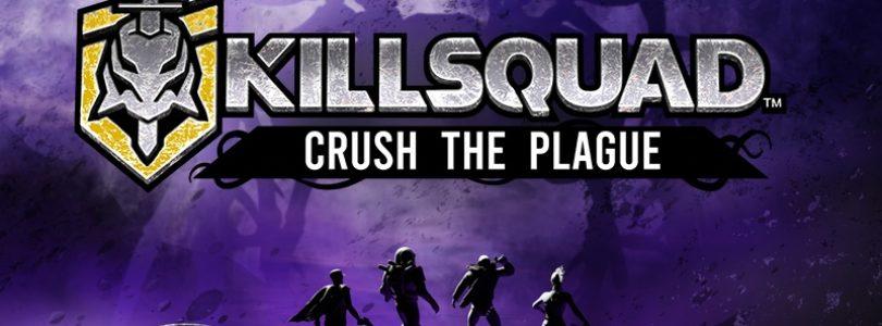 Nuevas areas, misiones y contratos llegan a Killsquad con su actualización Crush the Plague