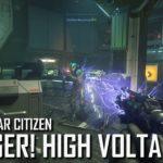 Star Citizen da detalles sobre armas eléctricas y el comercio entre jugadores de la versión 3.10