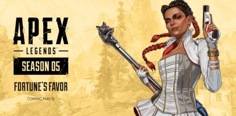 La Temporada 5: Favor y Fortuna de Apex Legends, ya disponible en PlayStation 4, Xbox One y PC