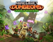 Minecraft Dungeons – Disponible el primer DLC (Jungle Awakens) y también nuevo contenido gratuito
