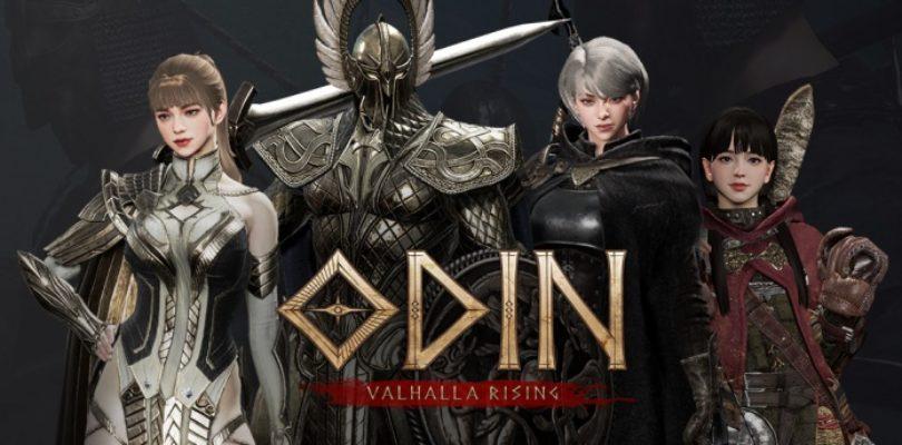ODIN: Valhalla Rising – Desde Corea nuevo tráiler y detalles de este MMORPG multiplataforma