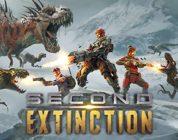Exterminar dinosaurios mutantes en Second Extinction, unnuevo shooter cooperativo
