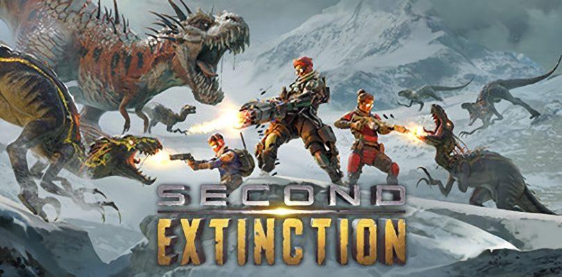 El shooter Co-Op Second Extinction actualiza su hoja de ruta con nuevos contenidos
