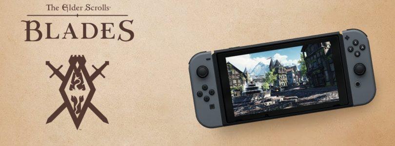 The Elder Scrolls: Blades ya está disponible para Nintendo Switch