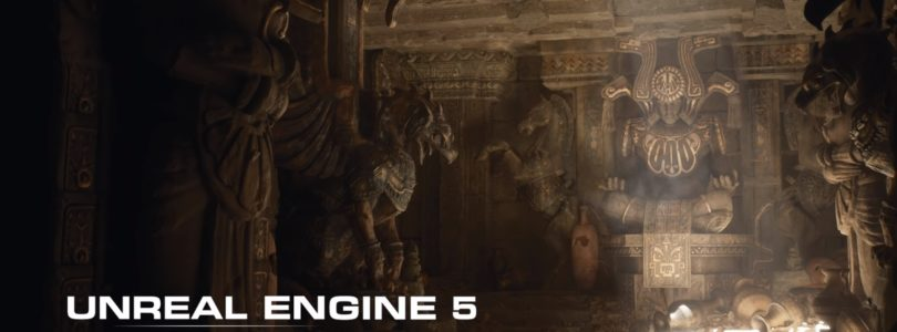 Epic Games presenta la Demo de Unreal Engine 5 funcionando desde una Playstation 5