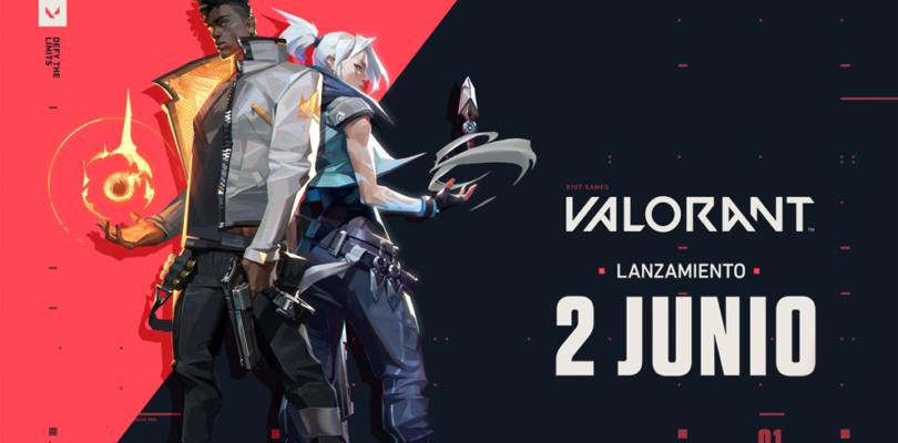 El lanzamiento de VALORANT será el 2 de junio en la mayoría de las regiones
