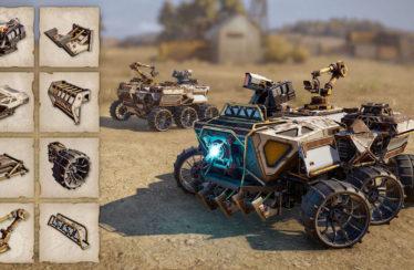 Los jugadores de Crossout encontrarán un nuevo hogar para sus vehículos en la granja caníbal