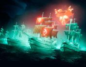 Los barcos fantasma llegan a Sea of Thieves en la actualización gratuita de junio, Haunted Shores