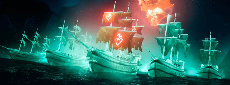 Los barcos fantasma llegan a Sea of Thieves en la actualización gratuita de junio, Haunted Shores