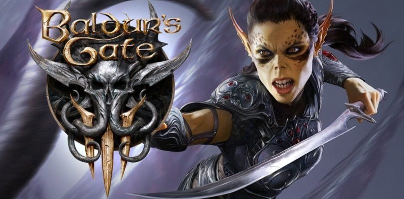 El lanzamiento de Baldur's Gate 3 se mete entre lo más jugado de Steam